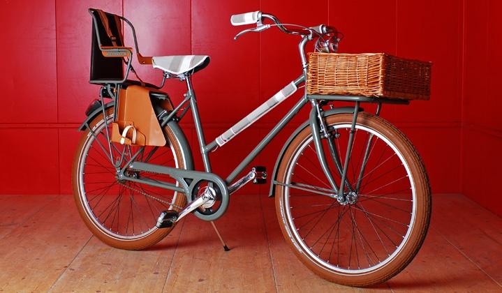 Brandina Bike in Linosa!