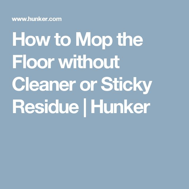 84 best maid to clean images on pinterest how to mop the floor without cleaner or sticky residue fandeluxe