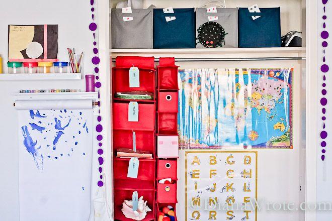 44 Best Homeschool Room Images On Pinterest Child Room