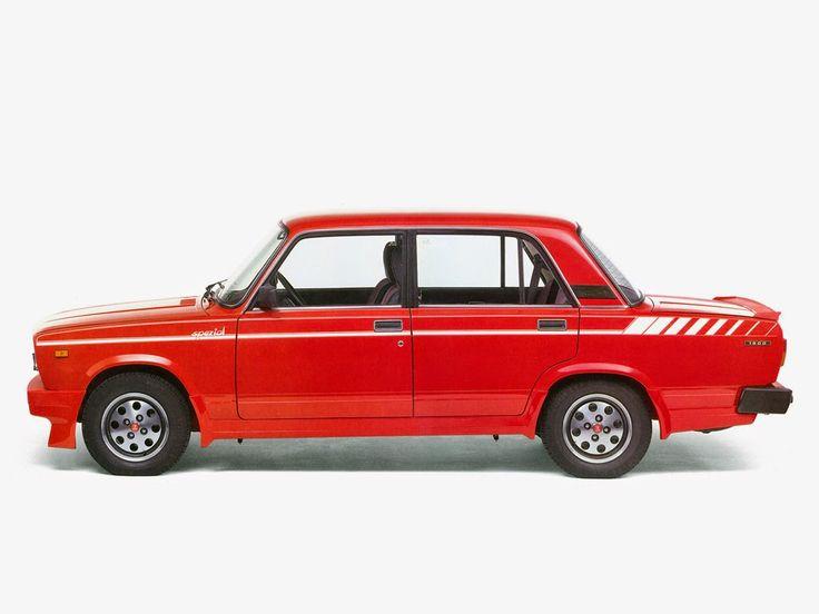 Lada Nova spezial 1983 года