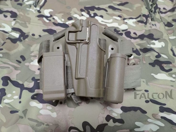 Blackhawk  Holster Serpa  Pistol Holster For Tactical  Gear Leg Holster For Colt 1911
