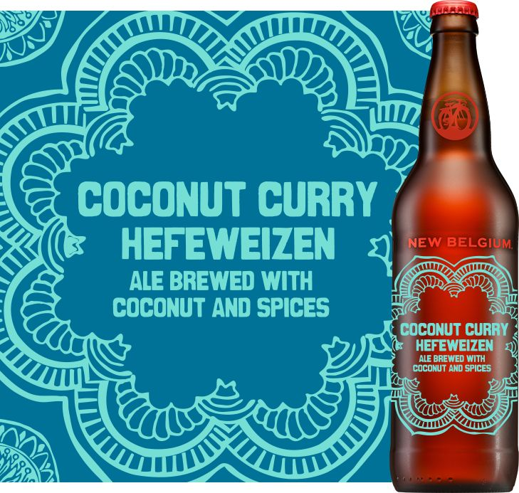 Coconut Curry Hefeweizen has been pouring down the history of American Home…