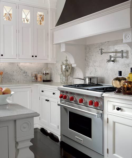 Chef Kitchen Appliances: All About Pro-Style Ranges