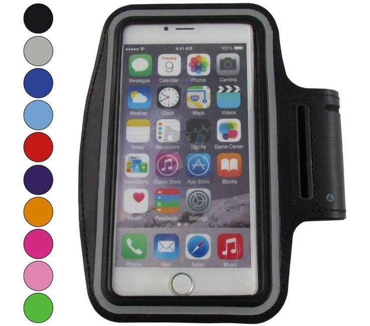 Braçadeira Esportiva Universal - SmartCases - Acessórios para celulares e tablets :)