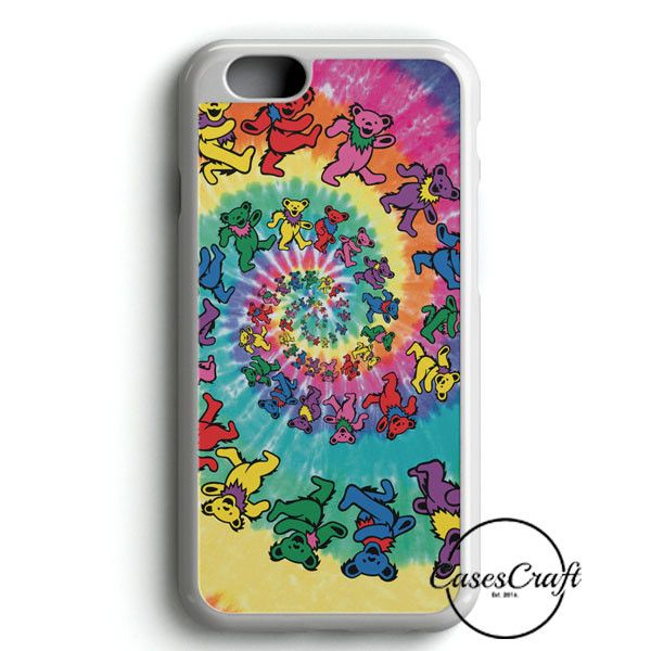 Grateful Dead Dancing Bears iPhone 6 Plus/6S PlusCase | casescraft