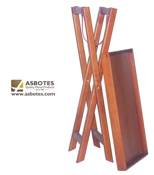 Butler Tray & Stand Available in various colours. For more details contact us on (021) 591-0737 or go to our website www.asbotes.com