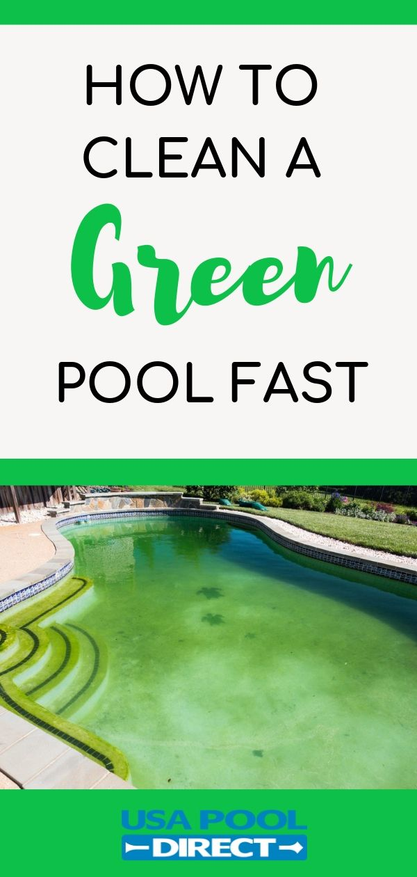 Learn how to clean a green pool. Tips, tools and resources for ...