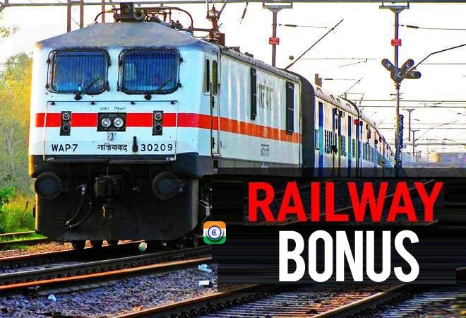 Railway Bonus Payment Of Productivity Linked Bonus To The