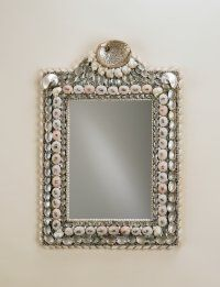 Sea Shell Mirrors - Handcrafted - Authentic | SeaandShell - com