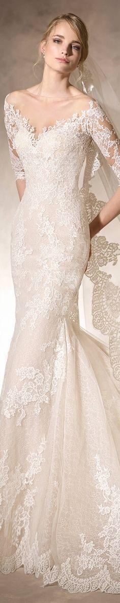 Elegant EMERALD Wedding Dresses Modern Bride Collection La Sposa