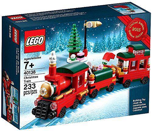 Gift idea: Lego Christmas Train 2015