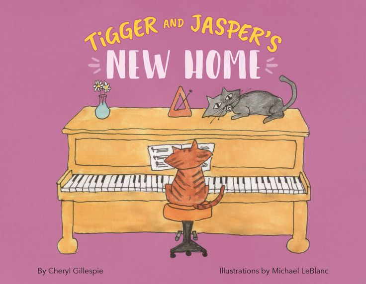 Review of Children's Book About #Blindness – Tigger And Jasper's New Home by Cheryl Gillespie Children's book about blindness teaches acceptance of differences, the importance of caring, respect, and support for each other as shown by the characters