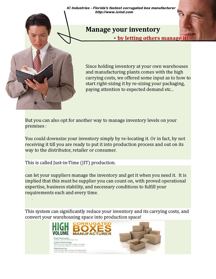 Top Corrugated Box Manufacturer in Miami http://www.icind.com/ offers more than top quality #packaging #boxes: Just in time delivery, advice in selecting the right box for your product to cut your packaging costs, GPS order & delivery tracking, and option to design and produce your own custom box to fit your product dimensions and specific requirements.