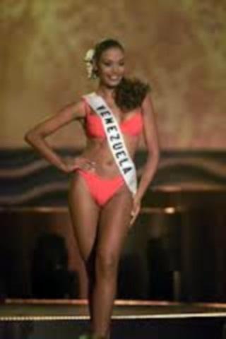 Carolina indriago, Miss Venezuela in Miss Universe 1999