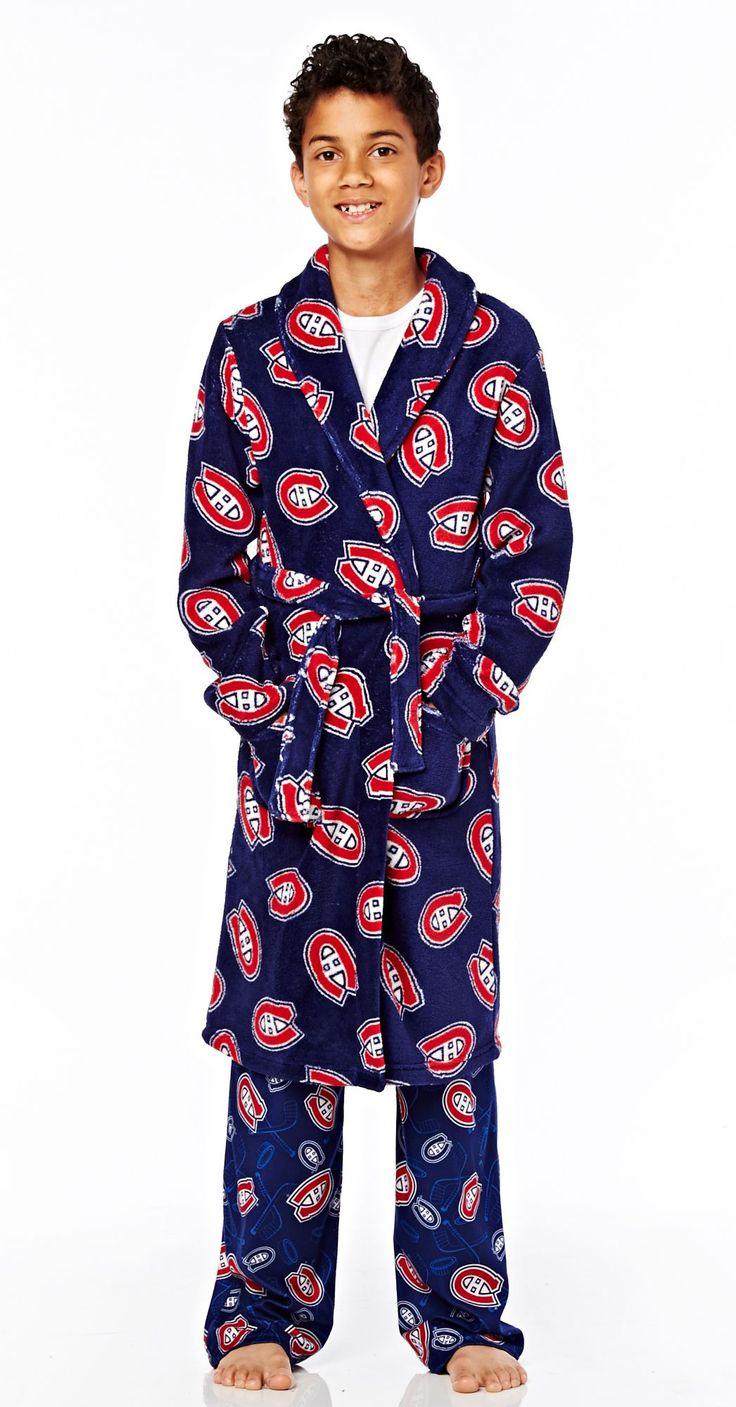 NHL Boys' Robe