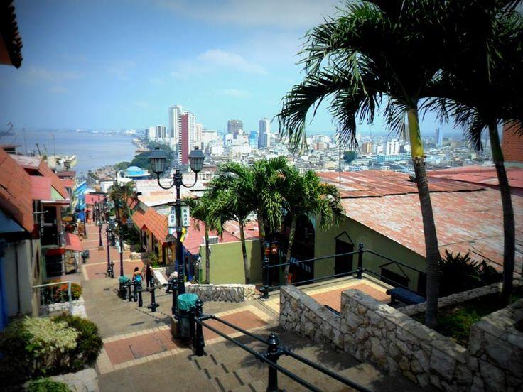 Équateur: top de Guayaquil -Las Peñas