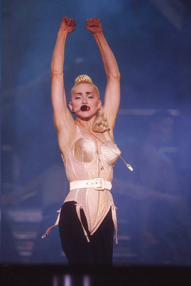 Madonna's Most Daring Moments