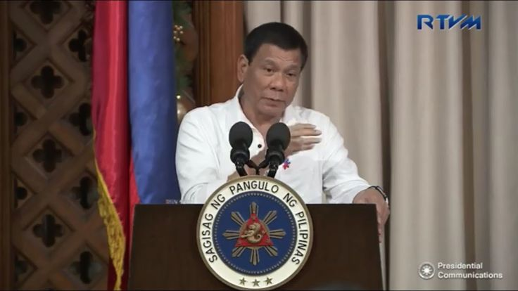 duterte Latest news December 13 2016 | Best Speech Ever Part 2 - WATCH VIDEO HERE -> http://dutertenewstoday.com/duterte-latest-news-december-13-2016-best-speech-ever-part-2/   duterte Latest news December 13 2016 Duterte Latest news December 12 2016 President Rody Duterte hosts a dinner for the members of The Wallace Business Forum with its founder and owner, Australian businessman-turned-Filipino citizen Mr. Peter Wallace, at the President's Hall in Malacañang on De...