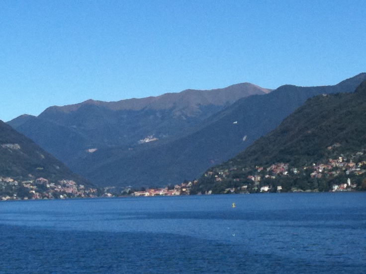 Lago Di Como Summer Pic