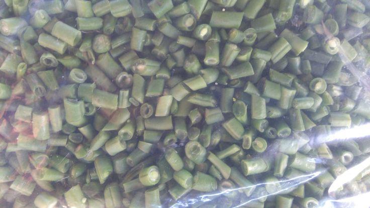 Cut greenbeans