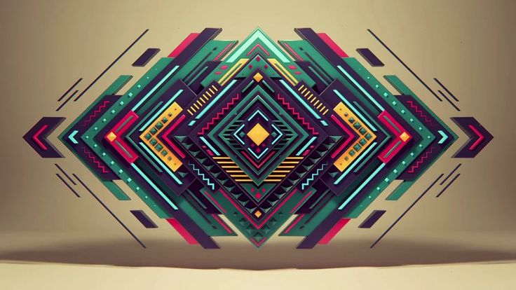 """Pure geometry"" by Romanowsky on Vimeo"
