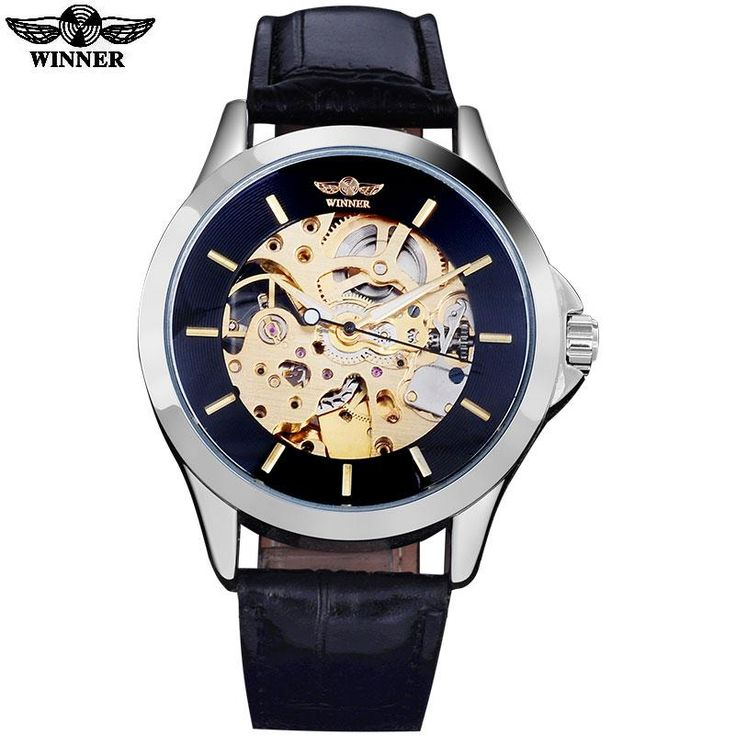 Winner brand watc... - http://gillsfingerguns.com/products/winner-brand-watches-men-automatic-self-wind-mechanical-skeleton-wristwatches-male-fashion-casual-artificial-leather-band-clock?utm_campaign=social_autopilot&utm_source=pin&utm_medium=pin