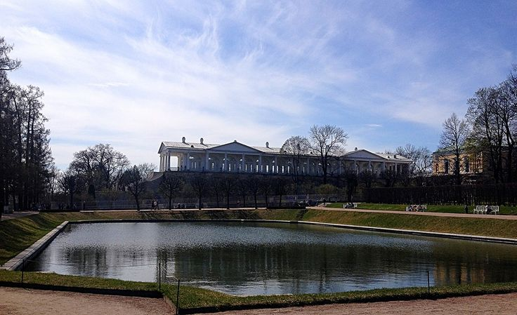 Пушкин. Екатеринский парк