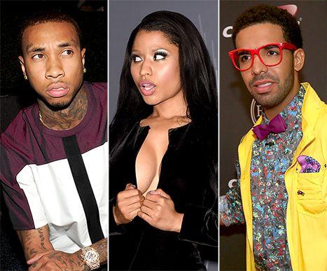Tyga Slams Drake, Nicki Minaj, Talks Kylie Jenner Dating Rumors - Us Weekly