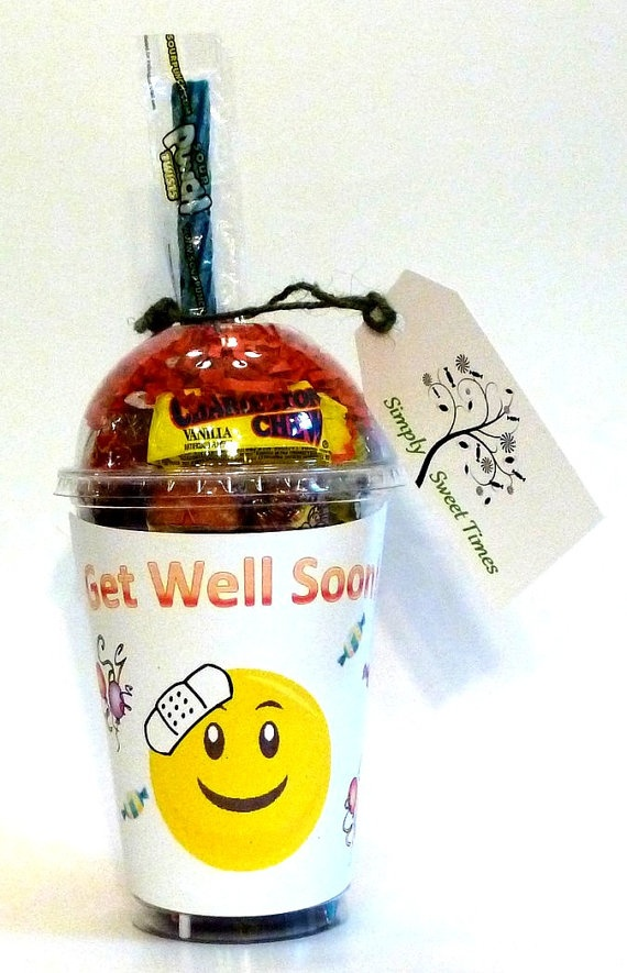 Say It Candy Time Cup by SimplySweetTimes on Etsy, $16.00
