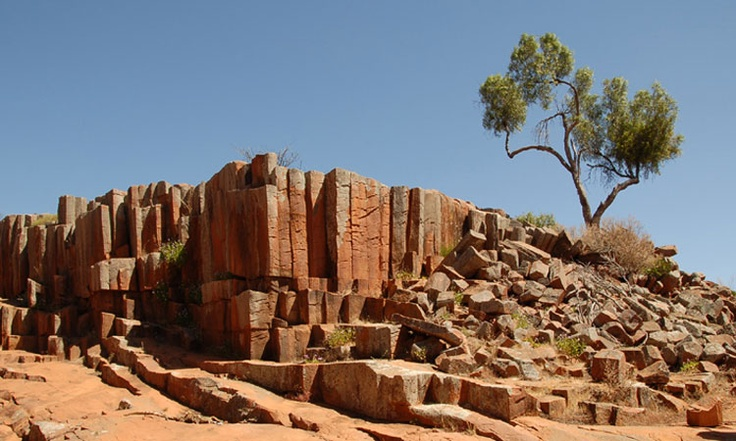Take a look at the Gawler Ranges and other sites in the Australian Outback #travel #vacation