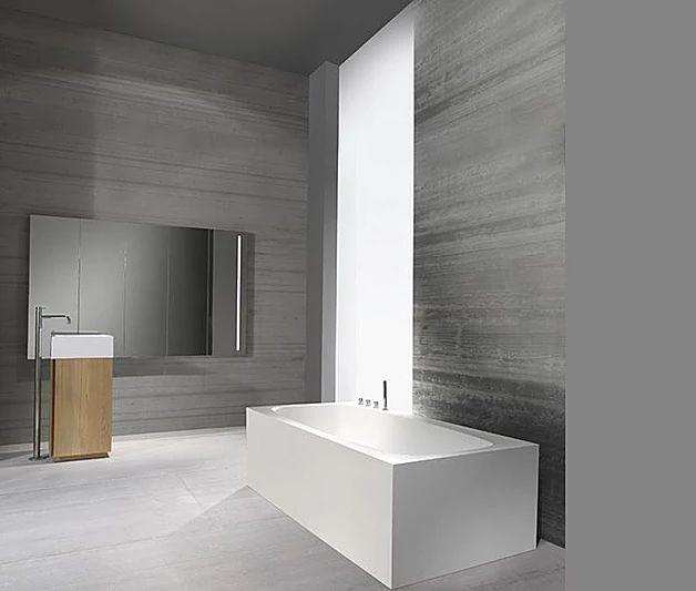 Stone basins, baths and the Omvivo range from both Australia & Italy.