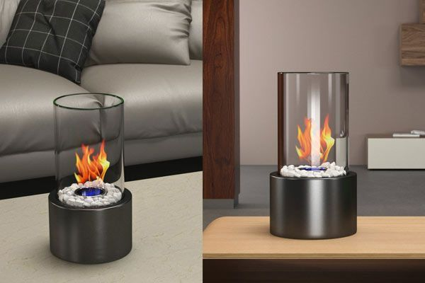 15 Best Gifts For Men Under 50 (#11 is Awesome) - Moda Tabletop Firepit - Click here to see more