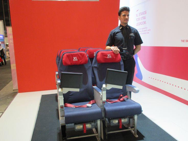 #AirBerlin New Seats