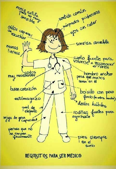 Requisitos para ser médico ...