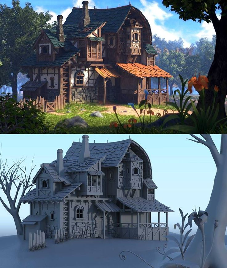 Best Home Design Game: 677 Best 3D Low Poly Hand Painted Environments Images On