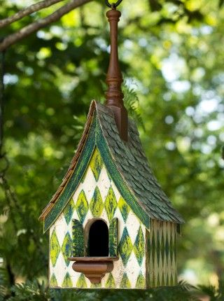 Regal Roosts Birdhouse!