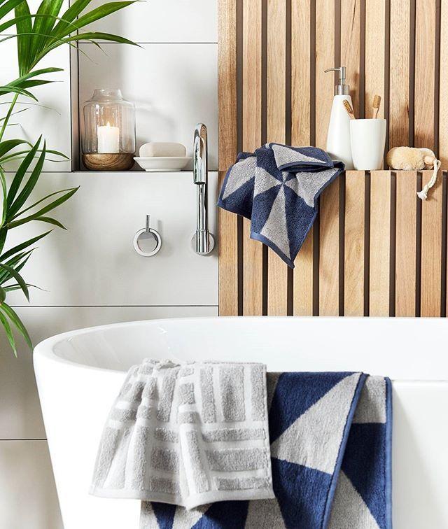 Perfect bathroom basics | Shop our bathroom range in stores and online #bathroom #basics #bedbathntable #welovehomewares