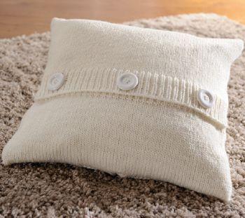 Housse de coussin Silk Wool 12 Catalogue 16 (Schachenmayr)
