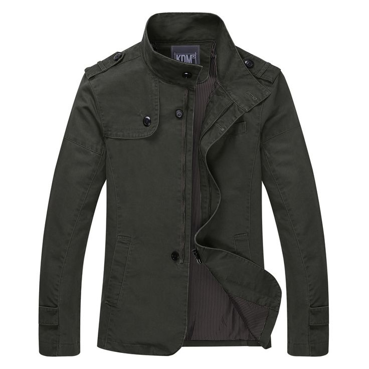 RIPBLINK Jacket Men Military Style Jackets For Men Mens Army Jackets And Coats Chaqueta Hombre Veste Outwear Coats M-2XL A220