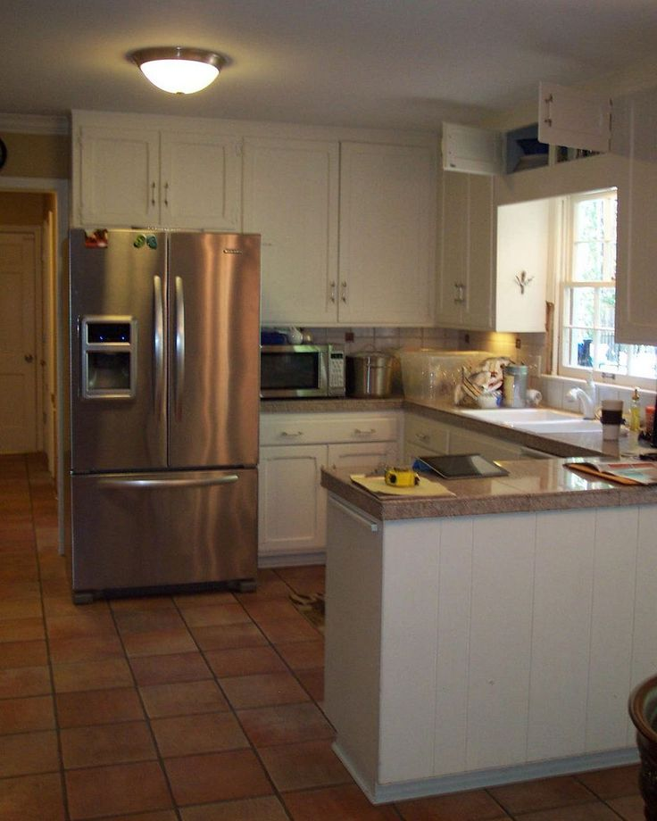 Easy Tips For Remodeling Small L Shaped Kitchen: Best 25+ U Shaped Kitchen Ideas On Pinterest