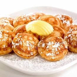 Poffertjes: Powder Sugar, Dutch Minis, Dutch Pancakes, The Netherlands, Powdered Sugar, Dutch Treats, Minis Dutch, Typical Dutch, Dutch Food