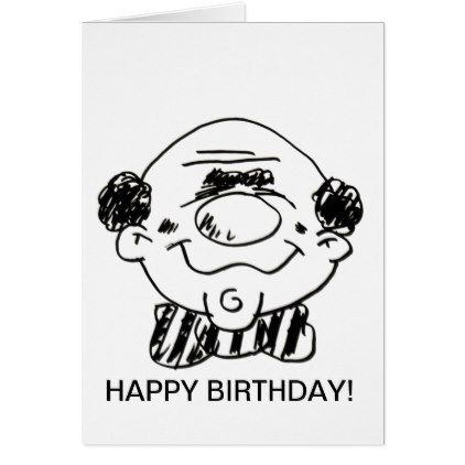 Happy Birthday card for a Great guy! - birthday gifts party celebration custom gift ideas diy