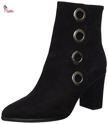 A6-2, Bottes Femme, Noir (Black), 38 EUGiudecca