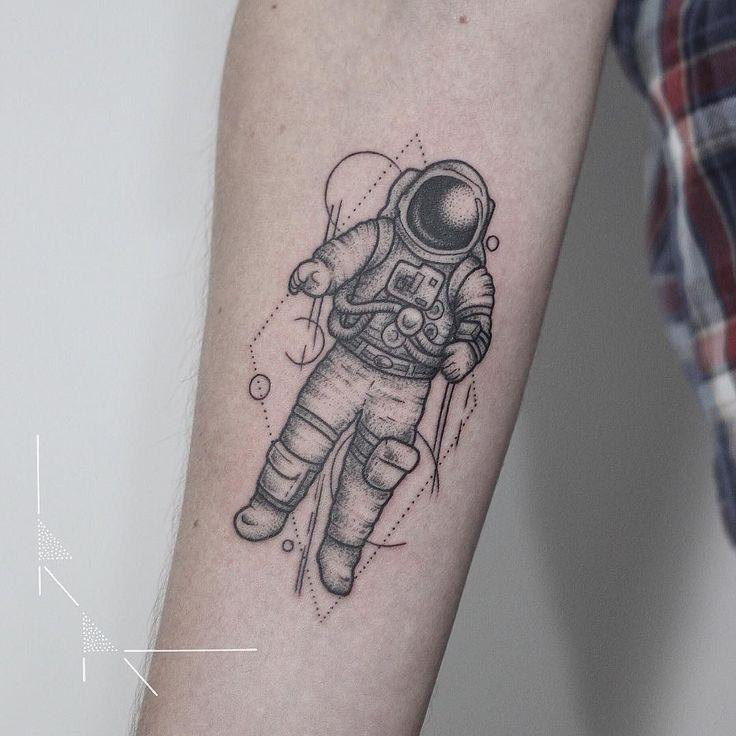 astronaut tattoo tumblr - photo #10