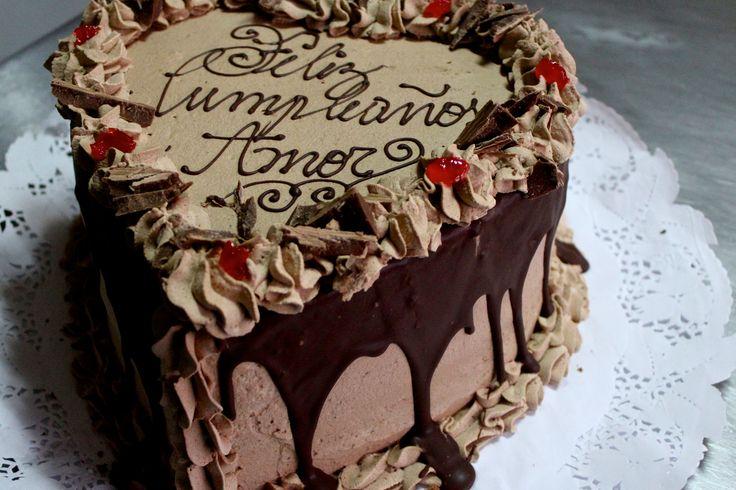 https://flic.kr/p/NwxLVy | Torta corazón de chocolate | www.omigretchen.de de La Unión, Chile