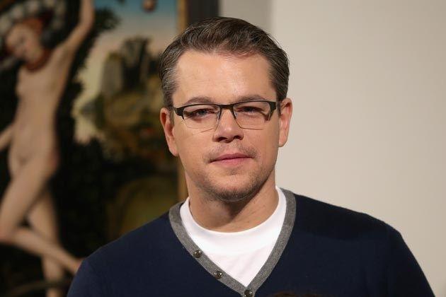 Matt Damon (Harvard)