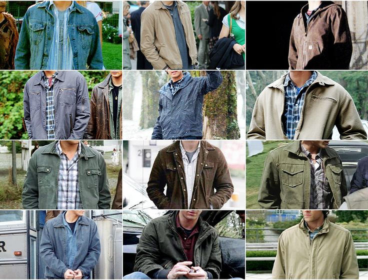 The Sam Winchester Clothing Catalogue (S1-S3)... I have my heart set on doing a Sam cosplay with my sister (who will obviously be Dean).