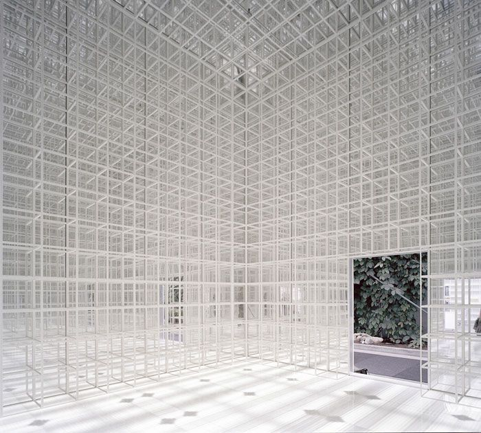 GRID art installation
