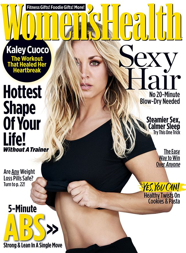 Hottest Health/Fitness Magazine—Women