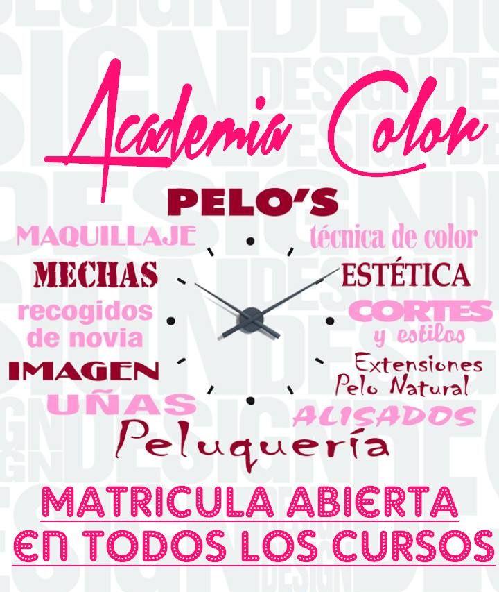Cursos peluquería y estética Asturias